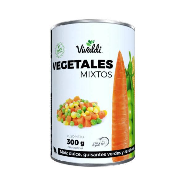 Vegetales Mixtos